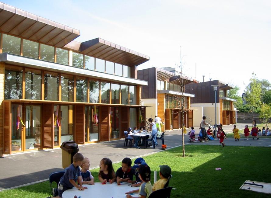 Heq Rouget De Lisle Leisure Centre | atelierphilippemadec