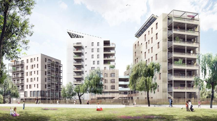 All achievements of housing atelierphilippemadec